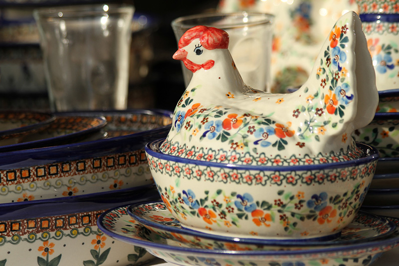 The Ceramics Festival in Boleslawiec Image 1