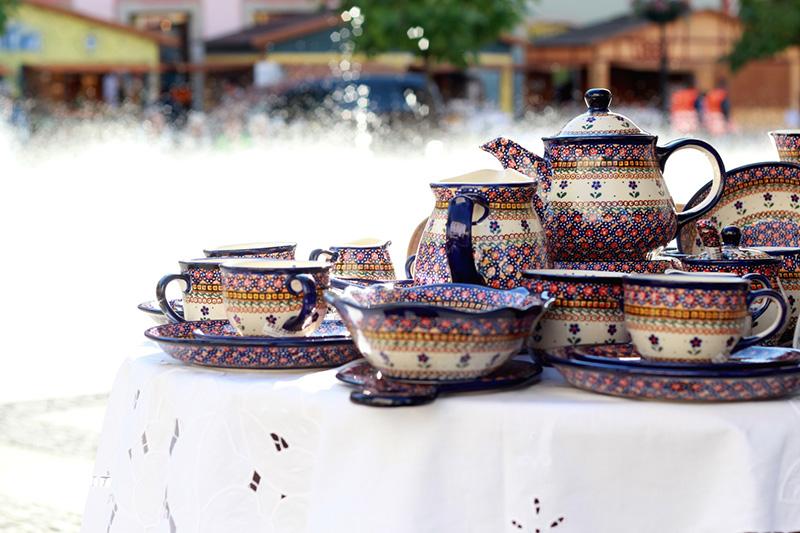 The Ceramics Festival in Boleslawiec Image 2