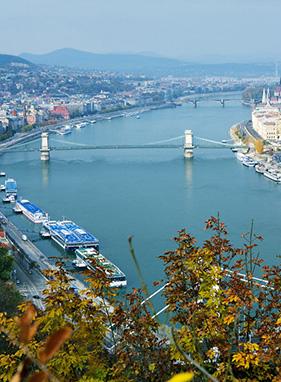 Arrival - Budapest