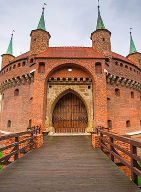 Departure - Krakow