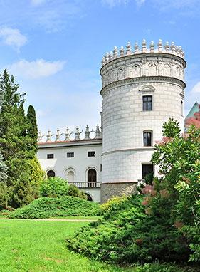 Schloss in Krasiczyn