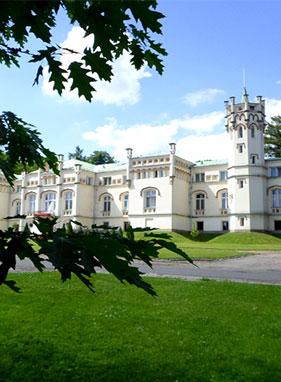 Palast in Paszkówka