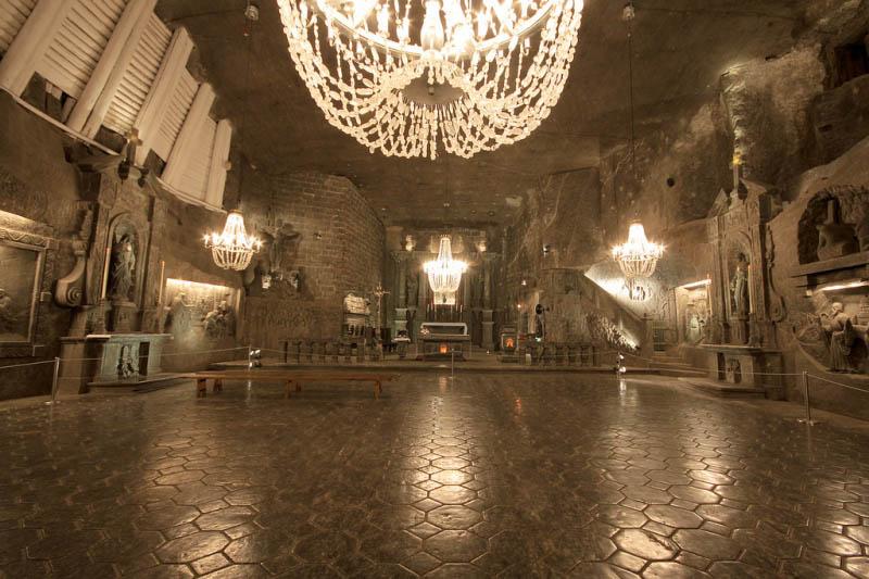 Wieliczka Salt Mine Sightseeing Image 1