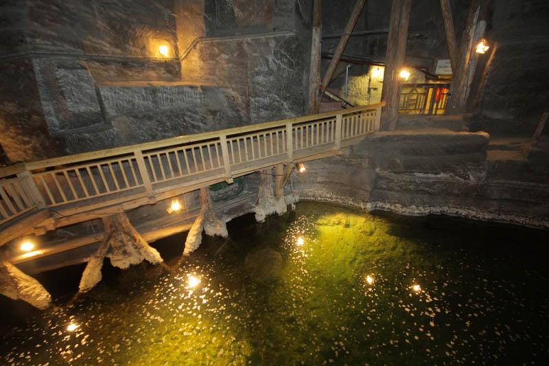Wieliczka Salt Mine Sightseeing Image 2